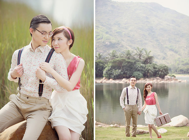 hong kong engagement pictures