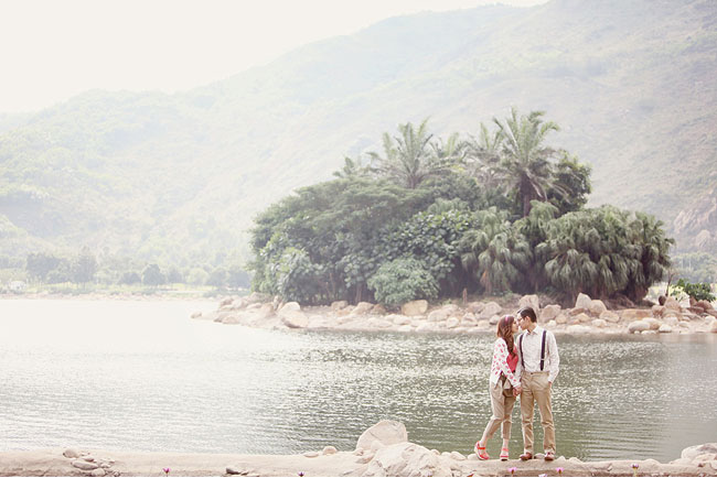 hong kong engagement photos