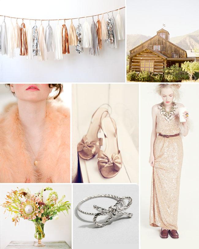 pretty and glam inspiration board