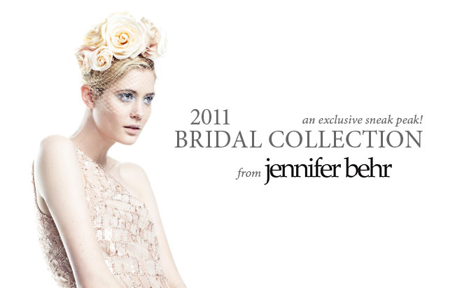 jennifer behr bridal hair pieces