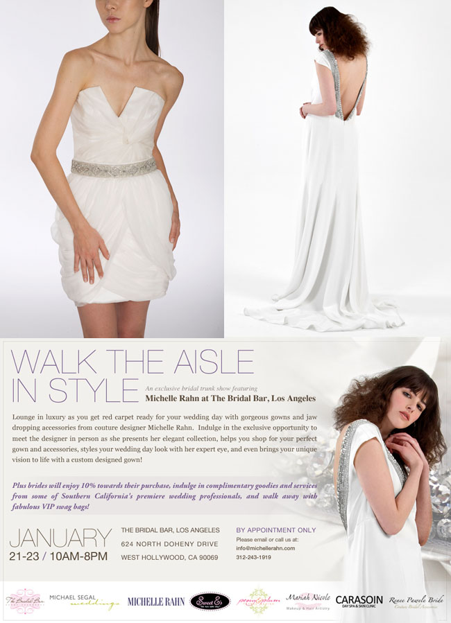 michelle rahn wedding dresses