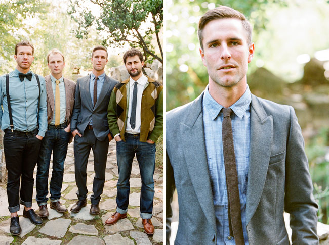 DIY Ojai Wedding: Emily + Ian