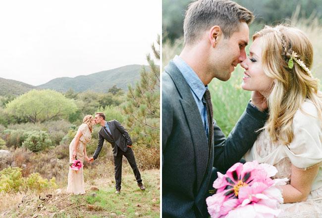 wedding photos in ojai