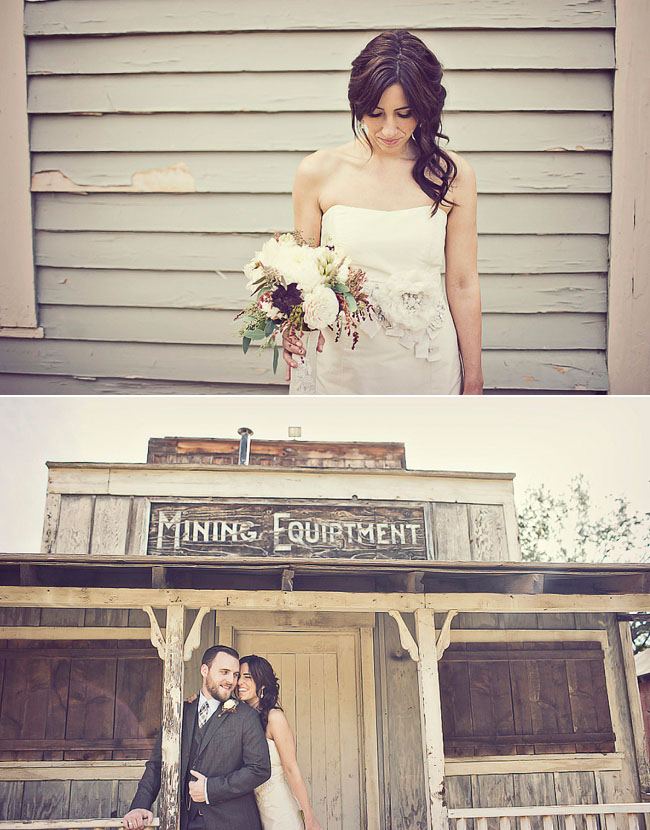 wedding at paramount ranch california