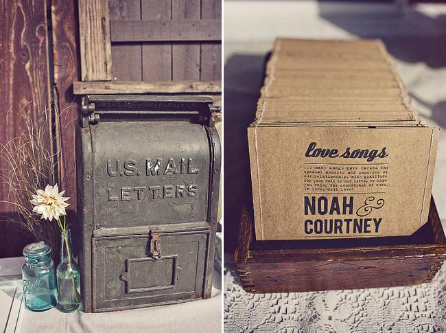 wedding cd favor love songs
