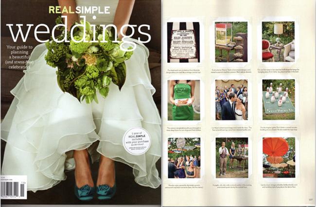 Real Simple Weddings Vendors