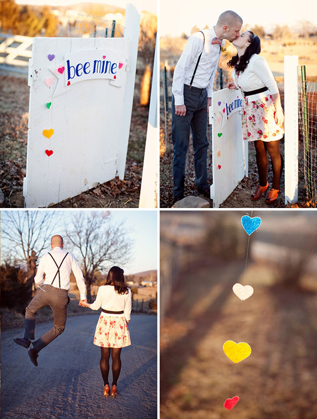 bee mine valentine photos