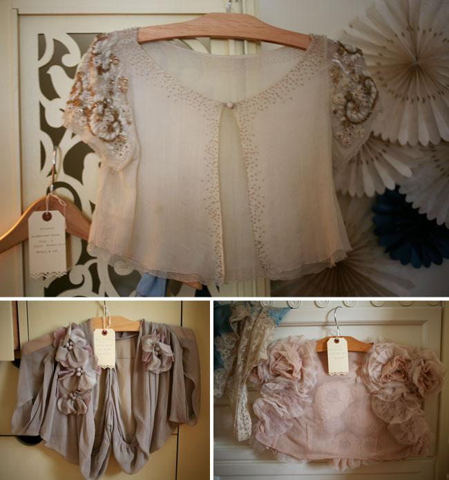 wedding shawls