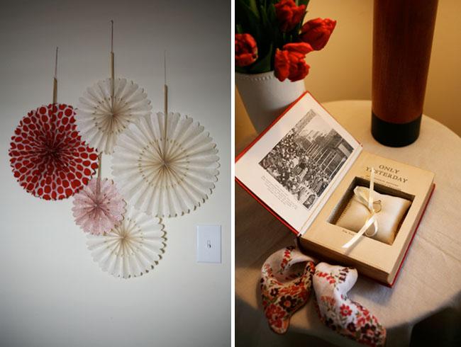 blhdn reception decorations