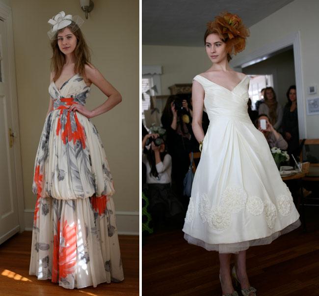 vintage inspired wedding dresses bhldn