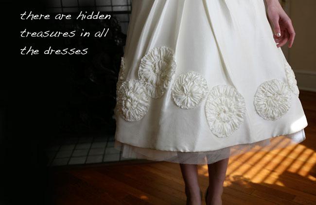 wedding dress details bhldn
