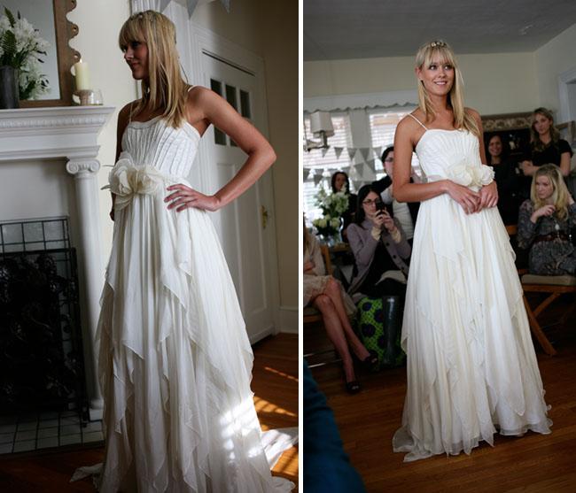 bhldn wedding dress bohemian