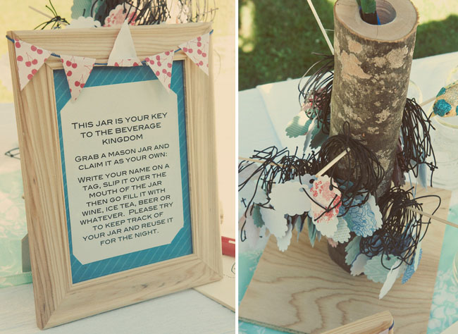 Real Wedding: Katie + Cameron\'s Camp Wedding - Green Wedding Shoes