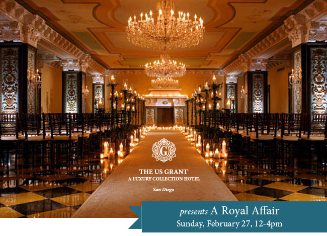 Royal Affair Event