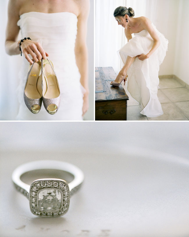 Intimate diy baja wedding erin chris green wedding shoes sparkly wedding shoes mexico beach wedding junglespirit Images