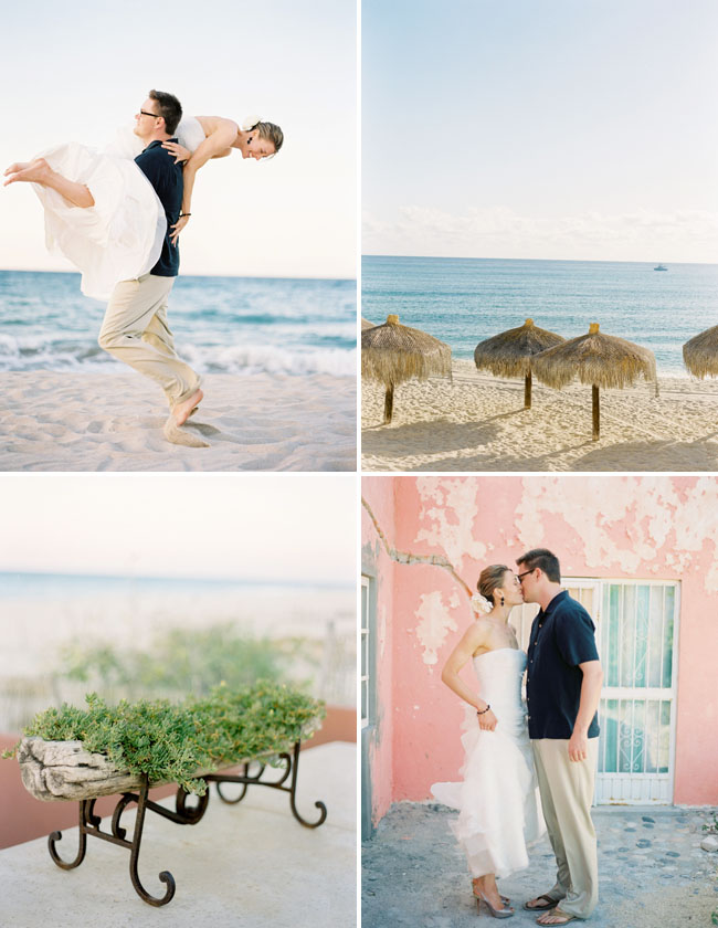beach wedding jose villa
