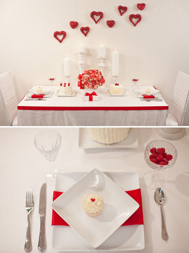 dessert table for couple