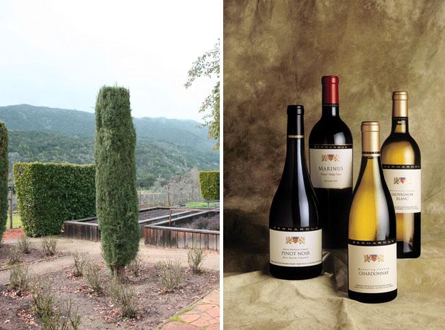 bernardus wine