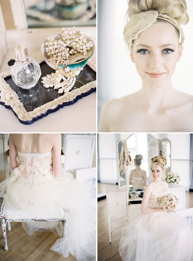 white swan wedding ideas