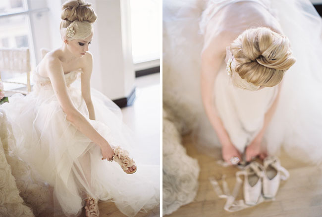 ballet shoes for wedding
