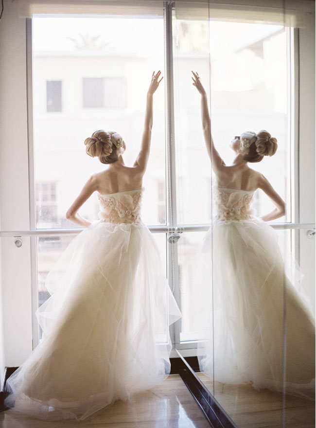 Black Swan White Swan Wedding Inspiration