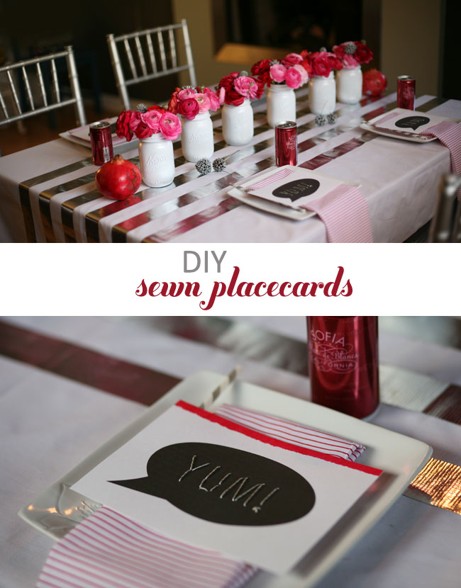 silver string Bridal Shower Party Ideas
