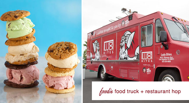 coolhaus and ludo truck