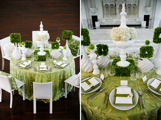 reusable wedding decorations green white wedding ideas green wedding shoes 7083