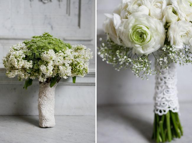 Bridal Flowers Green : Green white wedding ideas shoes