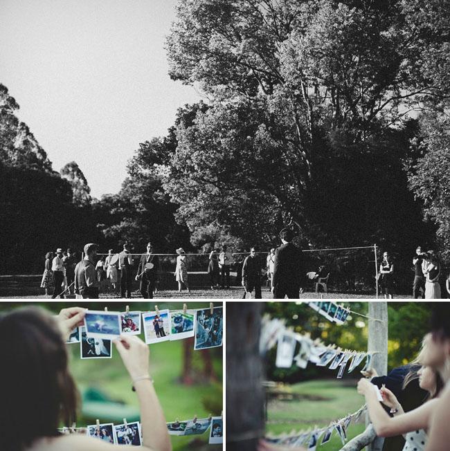 Wedding Ideas Queensland: Real Wedding: Megan + Ross' Garden Party Australian