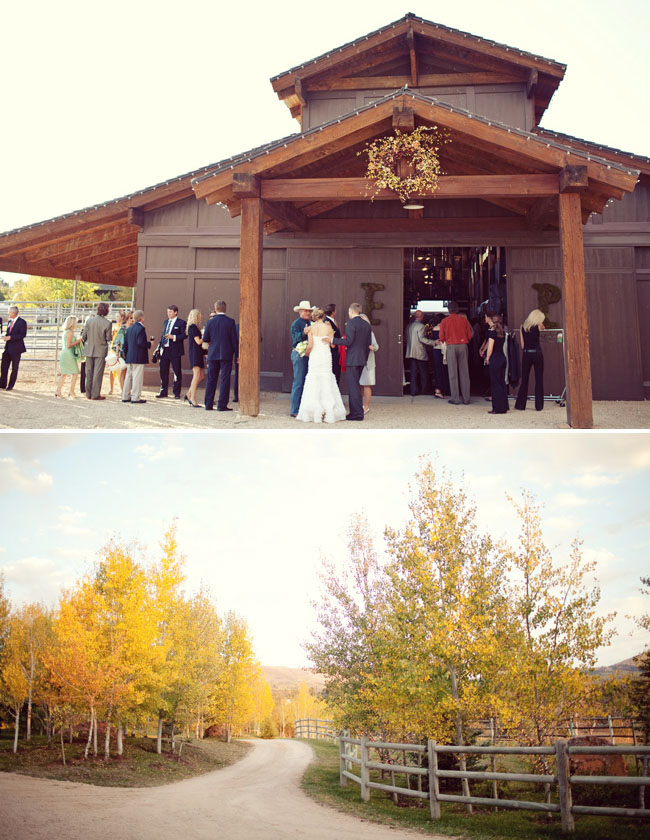 Barn Wedding In Salt Lake City