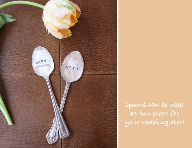 true love spoons