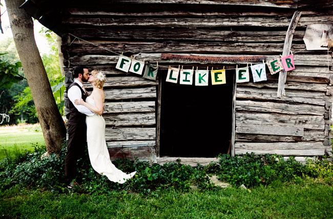 for like ever wedding banner