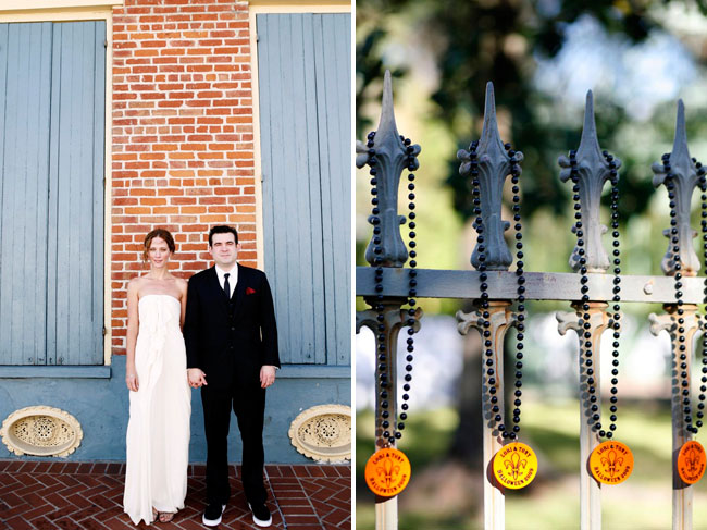halloween new orleans wedding