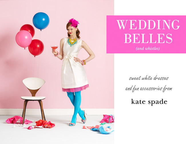 Kate Spade Wedding Shop - Green Wedding Shoes