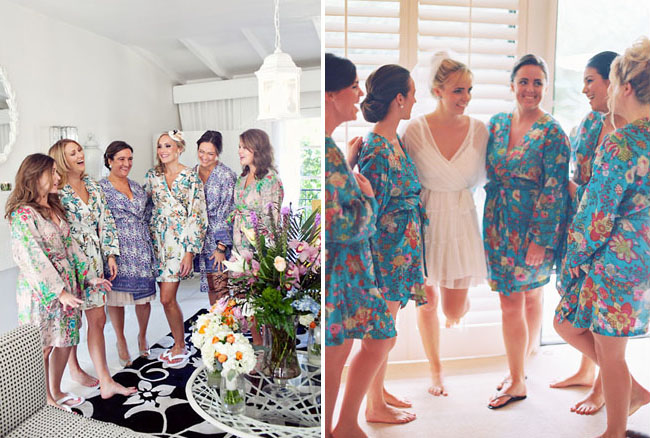 Pre Wedding Gifts For Bride: Plum Pretty Sugar Robes + A Giveaway
