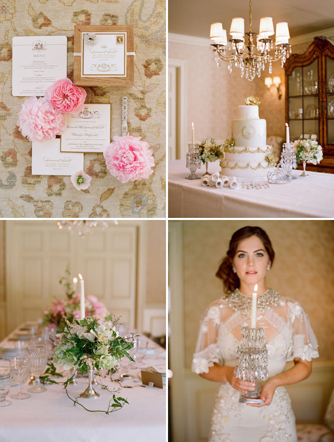 glamourous wedding ideas