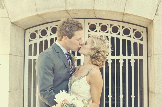 our labor of love wedding photos
