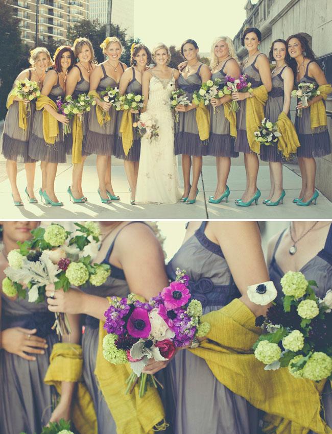 anthropologie bridesmaids dresses