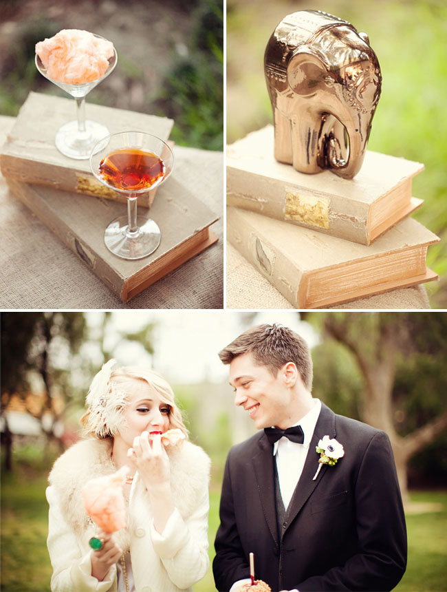 water for elephants wedding