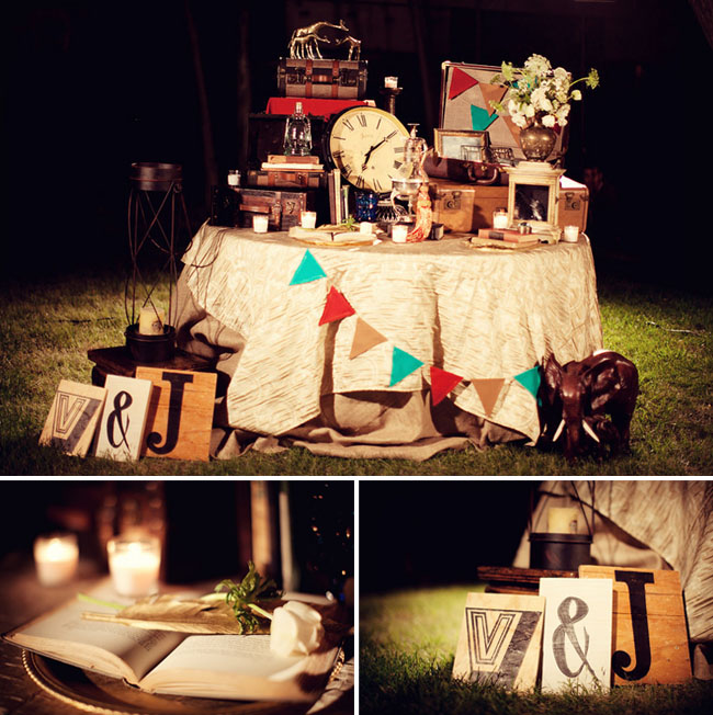 Wedding Ideas And Inspirations: Water For Elephants Movie Wedding Inspiration
