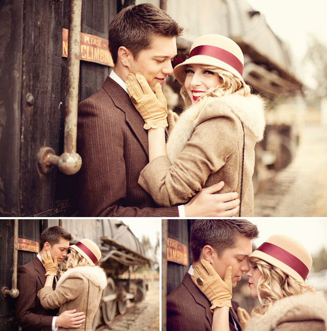 water for elephants engagement ideas