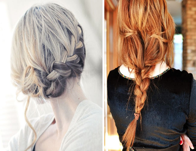 braids for your wedding hair