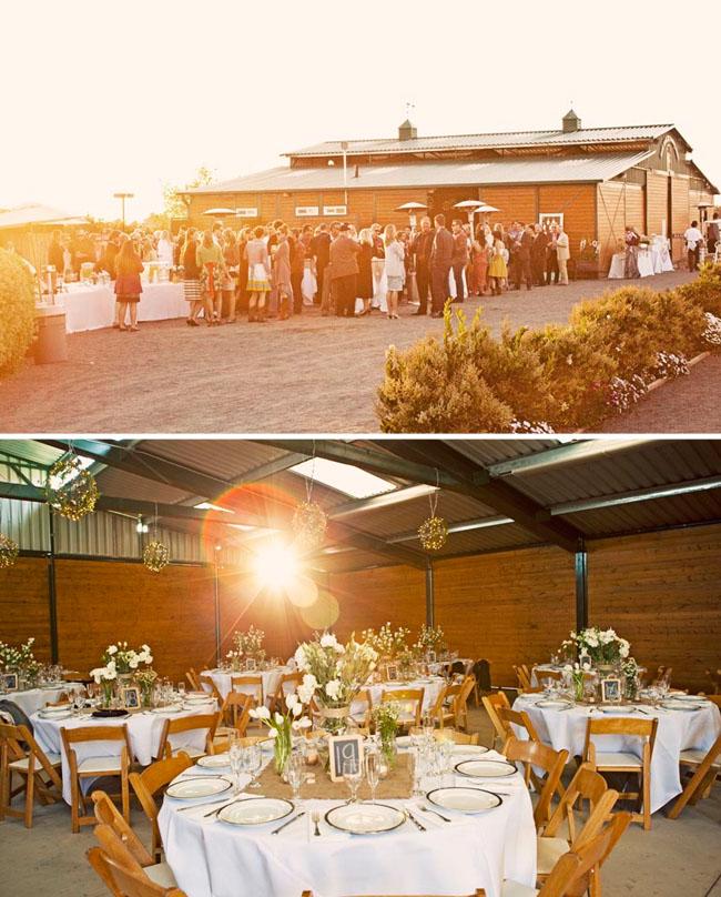 outdoor wedding california