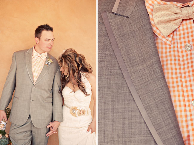 Real Wedding: Jasmine + Drew\'s Mexican Rodeo Wedding - Green ...