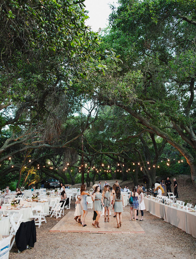 Woods Wedding Venues Southern California