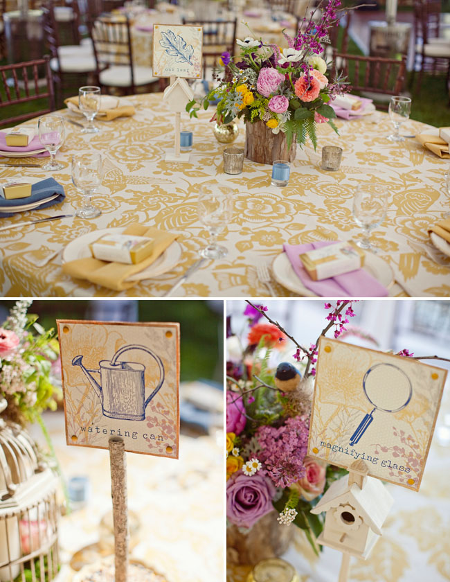 watering can wedding