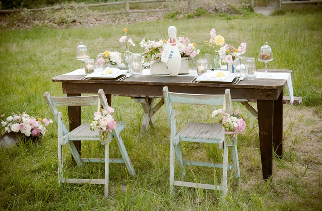 rustic wedding & A Soda Bar + Classic Games: Cute Ideas for your Wedding - Green ...