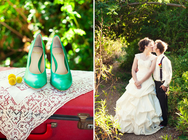 amelie wedding ideas green wedding shoes