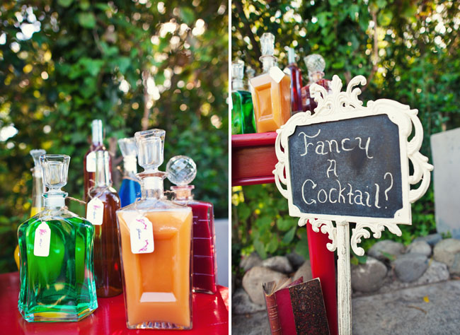 amelie drink bar wedding